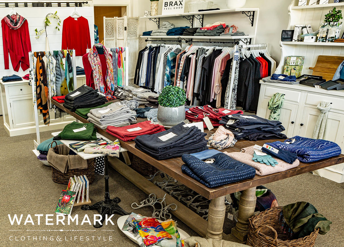 Watermark Clothing - Point Lonsdale, Victoria